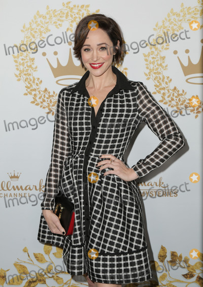 Autumn Reeser Photo - 09 February 2019 - Pasadena California - Autumn Reeser 2019 Winter TCA Tour - Hallmark Channel And Hallmark Movies And Mysteries held at  Tournament House Photo Credit PMAAdMedia