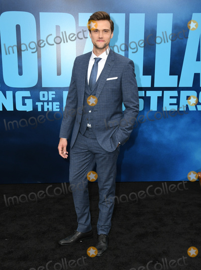 Hartley Sawyer Photo - 18 May 2019 - Hollywood California - Hartley Sawyer Godzilla King Of The Monsters Los Angeles Premiere held at TCL Chinese Theatre Photo Credit Birdie ThompsonAdMedia
