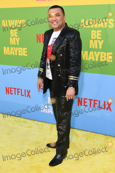 Lyric Photo - 22 May 2019 - Westwood Village California - Lyrics Born Netflix Always Be My Maybe Los Angeles Premiere held at Regency Village Theatre Photo Credit Billy BennightAdMedia