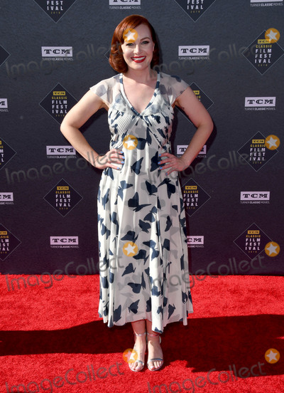 Alicia Malone Photo - 26 April 2018 -  Hollywood California - Alicia Malone 2018 TCM Classic Film Festival held at TCL Chinese Theatre Photo Credit Birdie ThompsonAdMedia