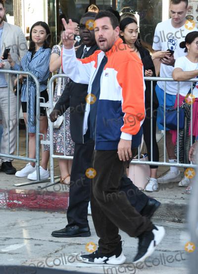 Adam Sandler Photo - 10 June 2019 - Westwood California - Adam Sandler Netflixs Murder Mystery Los Angeles Premiere held at Regency Village Theater Photo Credit Birdie ThompsonAdMedia
