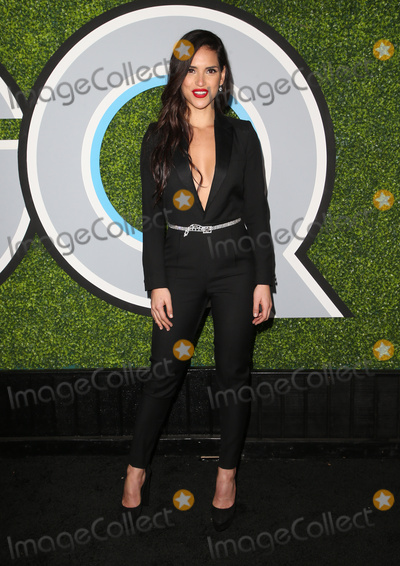 Adria Arjona Photo - 07 December 2017 - West Hollywood California - Adria Arjona 2017 GQ Men of the Year Party held at Chateau Marmont Photo Credit F SadouAdMedia