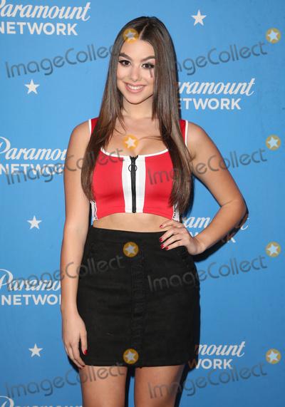 Kira Kosarin Photo - 18 January 2018 - West Hollywood California - Kira Kosarin Paramount Network Launch Party Photo Credit F SadouAdMedia