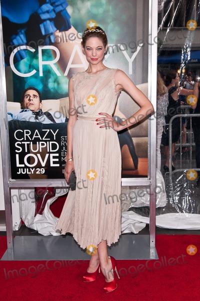 Analeigh Tipton Photo - 19 July 2011 - New York City NY - Analeigh Tipton Crazy Stupid Love New York Premiere Photo Credit Christopher SmithAdMedia