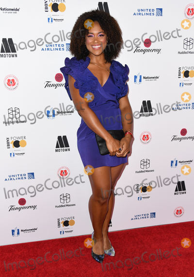 Troy Mullins Photo - 30 November 2018 - Beverly Hills California - Troy Mullins 2018 Ebony Power 100 Gala held at The Beverly Hilton Hotel Photo Credit Birdie ThompsonAdMedia