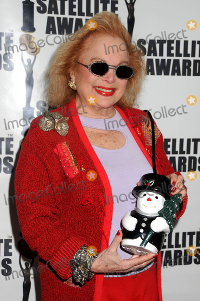 Carol Connors Photo - 19 December 2010 - Century City California - Carol Connors 15th Annual Satellite Awards presented by the International Press Academy held at the InterContinental Hotel Photo Byron PurvisAdMedia