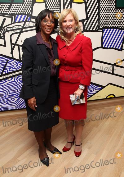 Nancy Krasne Photo - 18 December 2012 - Beverly Hills California - Los Angeles County District Attorney Jackie Lacey Robyn Ritter Simon NWPC LA Westside Holiday Party and Elections Celebration Held at the home of Nancy Krasne Photo Credit Faye SadouAdMedia