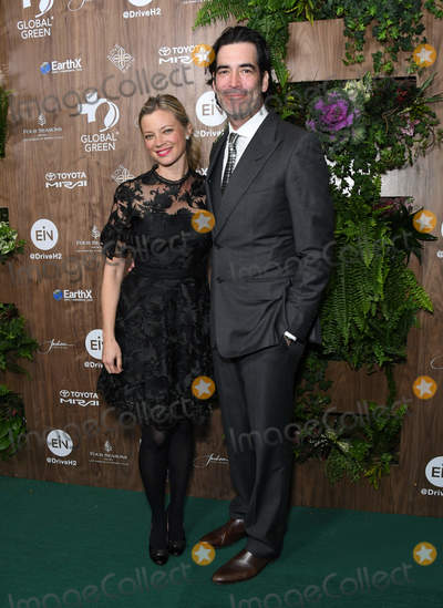 Carter Oosterhouse Photo - 20 February 2019 - Los Angeles California - Amy Smart Carter Oosterhouse Global Green 2019 Pre-Oscar Gala held at the Four Seasons at Beverly Hills Photo Credit Birdie ThompsonAdMedia