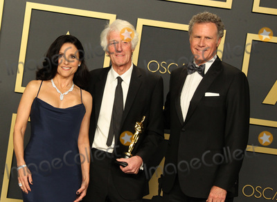 Will Ferrell Photo - 09 February 2020 - Hollywood California - Roger Deakins Julia Louis-Dreyfus Will Ferrell 92nd Annual Academy Awards presented by the Academy of Motion Picture Arts and Sciences held at Hollywood  Highland Center Photo Credit AdMedia