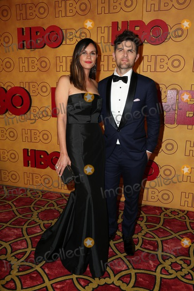 Adam Scott Photo - 17 September 2017 - Los Angeles California - Adam Scott Naomi Scott HBO Post Award Reception following the 69th Primetime Emmy Awards held at the Pacific Design Center Photo Credit PMAAdMedia