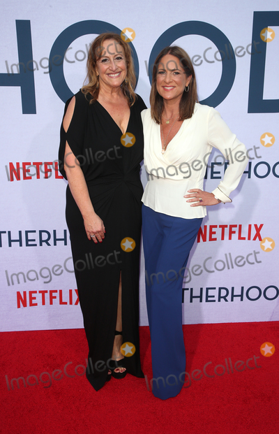 Cindy Chupack Photo - 31 July 2019 - Hollywood California - Cindy Chupack Cathy Schulman Photo Call For Netflixs Otherhood held at The Egyptian Theatre Photo Credit FSadouAdMedia