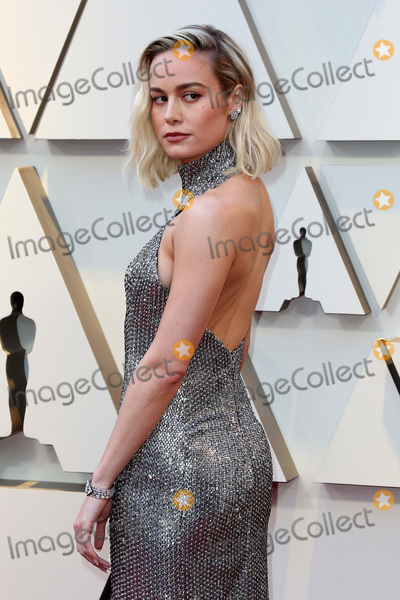 Brie Larson Photo - 24 February 2019 - Hollywood California - Brie Larson 91st Annual Academy Awards presented by the Academy of Motion Picture Arts and Sciences held at Hollywood  Highland Center Photo Credit AdMedia