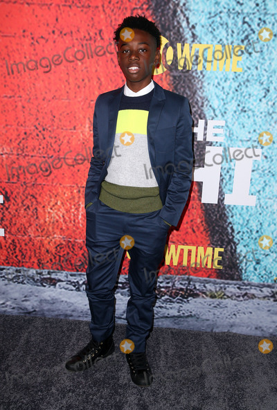 Alex Hibbert Photo - 03 January 2018 - Los Angeles California - Alex Hibbert Showtimes The Chi Los Angeles Premiere held at Downtown Independent Photo Credit F SadouAdMedia