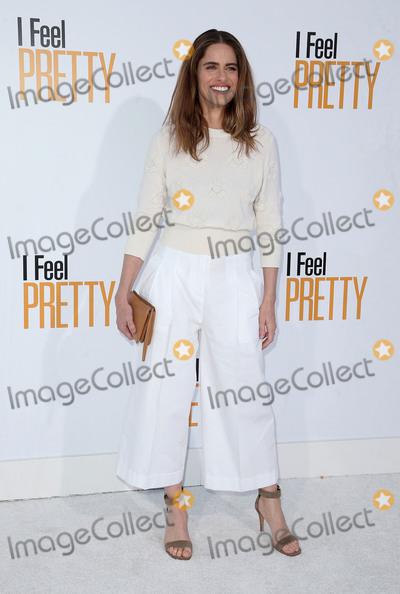 Amanda Peet Photo - 17 April 2018 - Westwood California - Amanda Peet I Feel Pretty Los Angeles Premiere held at Westwood Village Theater Photo Credit F SadouAdMedia