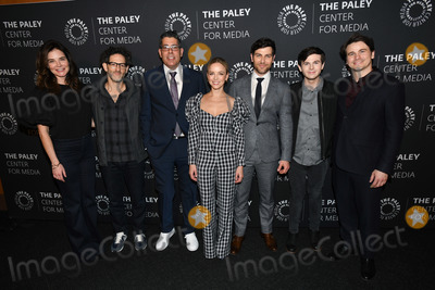 Betsy Brandt Photo - 25 February 2020 - West Hollywood California - (L-R) Betsy Brandt Gabriel Mann DJ Nash Allison Miller David Giuntoli Chandler Riggs and Jason Ritter The Paley Center presents A Million Little Things Screening and Conversation at The Directors Guild of America Photo Credit Billy BennightAdMedia