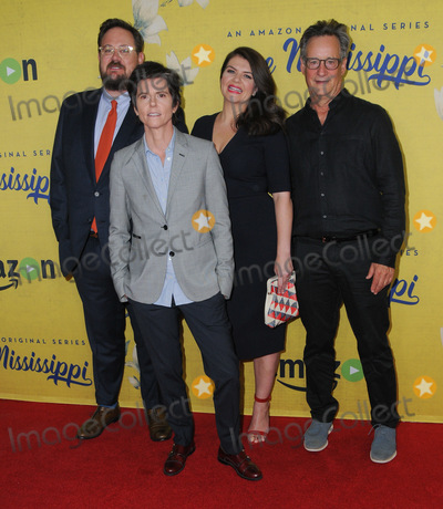 Noah Harpster Photo - 30 August 2016 - West Hollywood California Noah Harpster Tig Notaro Casey Wilson John Rothman Premiere of Amazon Primes One Mississippi held at The London West Hollywood Photo Credit Birdie ThompsonAdMedia