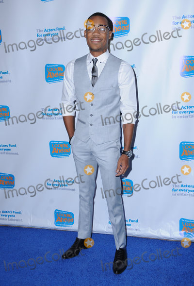 Tyler James Williams Photo - 05 December  2017 - Hollywood California - Tyler James Williams The Actors Fund 2017 Looking Ahead Awards held at The Taglyan Complex in Hollywood Photo Credit Birdie ThompsonAdMedia