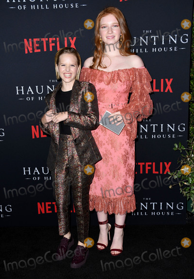 Annalise Basso Photo - 08 October 2018 - Hollywood California - Lulu Wilson Annalise Basso The Haunting of Hill House Los Angeles Premiere held at Arclight Hollywood   Photo Credit Birdie ThompsonAdMedia