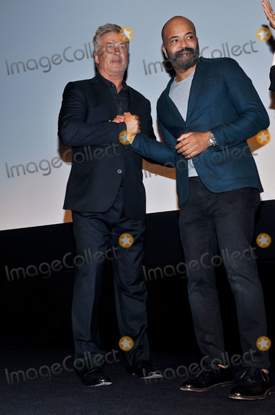 Alec Baldwin Photo - 09 September 2018 - Toronto Ontario Canada - Alec Baldwin Jeffrey Wright The Public Premiere - 2018 Toronto International Film Festival held at Roy Thomson Hall Photo Credit Brent PerniacAdMedia