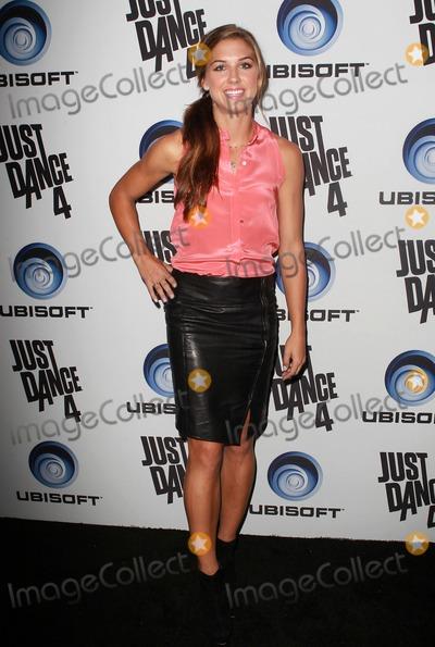 Alex Morgan Photo - 2 October 2012 - Hollywood California - Alex Morgan Ubisoft Presents The Launch Of Just Dance 4 Held at At Lexington Social House Photo Credit Faye SadouAdMedia