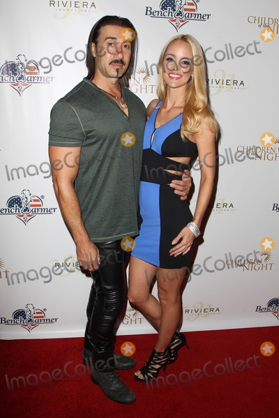 April Scott Photo - 1 July 2014 - Beverly Hills California - April Scott BenchWarmers Annual Stars  Stripes Celebration Held at Riviera 31  At The Sofitel Hotel Photo Credit FSadouAdMedia