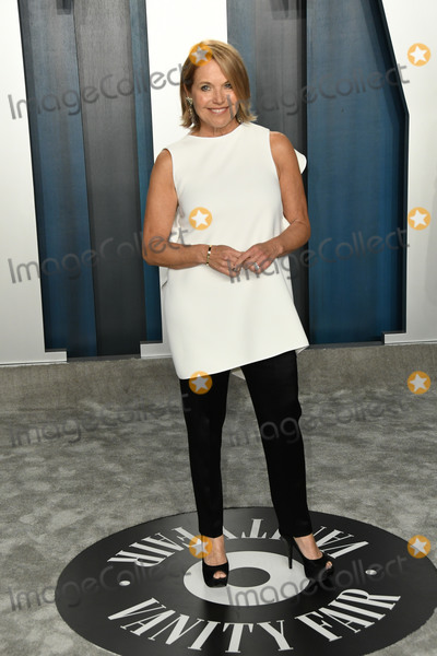 Katie Couric Photo - 09 February 2020 - Los Angeles California - Katie Couric 2020 Vanity Fair Oscar Party following the 92nd Academy Awards held at the Wallis Annenberg Center for the Performing Arts Photo Credit Birdie ThompsonAdMedia