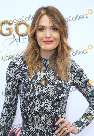 Amy Purdy Photo - 05 January 2019 - West Hollywood California - Amy Purdy 6th Annual Gold Meets Golden Party Hosted by Nicole Kidman and Nadia Comaneci held at the House on Sunset Photo Credit Faye SadouAdMedia