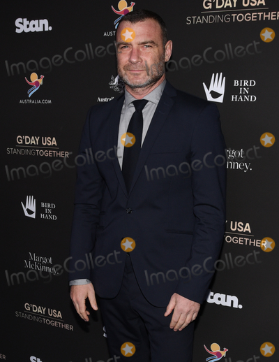 Liev Schreiber Photo - 25 January 2020 - Beverly Hills California - Liev Schreiber GDay USA 2020 Standing Together Dinner held at the Beverly Wilshire Four Seasons Hotel Photo Credit Billy BennightAdMedia