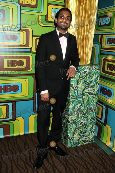 Aziz Ansari Photo - 16 January 2011 - Beverly Hills California - Aziz Ansari HBO 2011 Post Golden Globe Awards Party held at The Beverly Hilton Hotel Photo Byron PurvisAdMedia