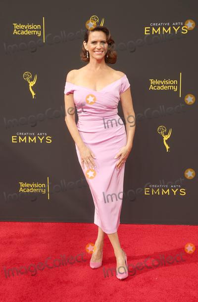 Amy Landecker Photo - 15 September 2019 - Los Angeles California -  Amy Landecker 2019 Creative Arts Emmy Awards Day 2 held at The Microsoft Theater Photo Credit FSadouAdMedia