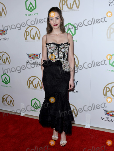Alison Brie Photo - 19 January 2019 - Beverly Hills California - Alison Brie 2019 Annual Producers Guild Awards held at Beverly Hilton Hotel Photo Credit Birdie ThompsonAdMedia