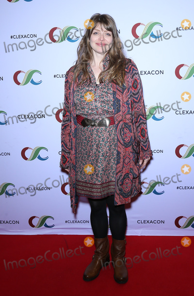 Amber Benson Photo - 13 April 2019 - Las Vegas NV - Amber Benson 2019 ClexaCon Cocktails for Change at The Tropicana Hotel Photo Credit MJTAdMedia