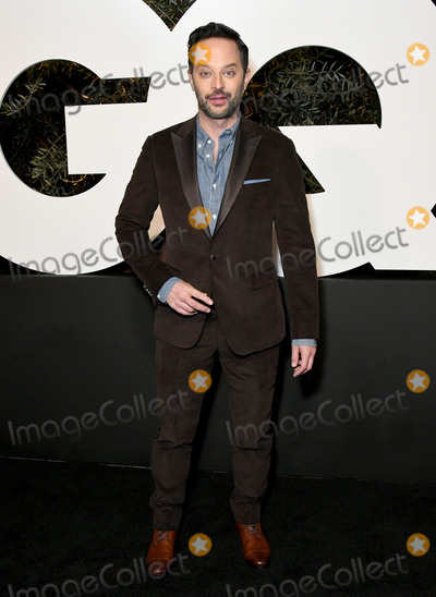Nick Kroll Photo - 05 December 2019 - West Hollywood California - Nick Kroll 2019 GQ Men Of The Year held at The West Hollywood Edition Photo Credit Birdie ThompsonAdMedia
