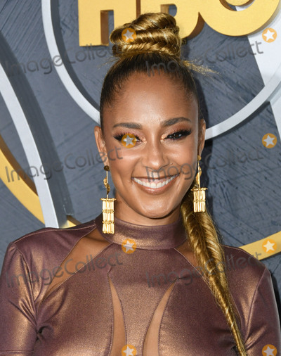 Amanda Seales Photo - 22 September 2019 - West Hollywood California - Amanda Seales 2019 HBO Emmy After Party held at The Pacific Design Center Photo Credit Birdie ThompsonAdMedia
