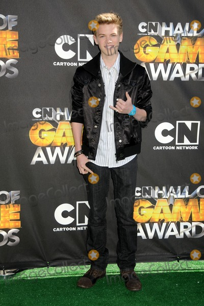 Kenton Duty Photo - 21 February 2011 - Santa Monica California - Kenton Duty 1st Annual Cartoon Network Hall of Game Awards held at Barker Hangar Photo Byron PurvisAdMedia