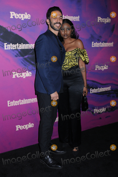 Amir Arison Photo - 13 May 2019 - New York New York - Amir Arison and guest at the Entertainment Weekly  People New York Upfronts Celebration at Union Park in Flat Iron Photo Credit LJ FotosAdMedia