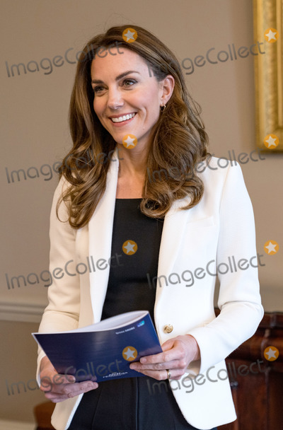 Roots Photo - November 26th 2020 - Kate Duchess of Cambridge Catherine Katherine Middleton has today unveiled the findings of the biggest ever UK study on the early years in a milestone moment for her work on the importance of early childhood in shaping the rest of our lives and broader societal outcomes The landmark research commissioned by The Royal Foundation of The Duke and Duchess of Cambridge and conducted by Ipsos MORI reveals what the UK thinks about the early years It also explores how COVID-19 has impacted the perceptions and experiences of parents and carers of the under-fives The publication of this research follows nine years of work by The Duchess of Cambridge in which she has looked at how difficult experiences in early childhood are often the root cause of key social challenges such as poor mental health family breakdown addiction and homelessness with the cost of late intervention estimated to be around 17 billion per year in England and Wales Throughout this time The Duchess has listened extensively to the early years sector convening a steering group of experts in 2018 to look at how collaborative work could bring about positive change In January Her Royal Highness asked the general public for their views sparking a national conversation on the early years through the 5 Big Questions on the Under Fives survey which attracted over half a million responses making it the biggest ever survey of its kind Photo Credit ALPRAdMedia