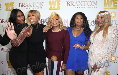 Towanda Braxton Photo - 2  April 2019 - West Hollywood California - Towanda Braxton Tamar Braxton Evelyn Braxton Trina Braxton Traci Braxton WE tv Celebrates The Premiere Of Braxton Family Values  held at Doheny Room Photo Credit Faye SadouAdMedia