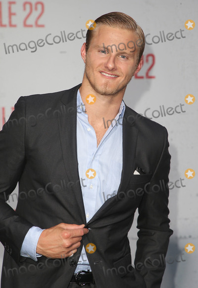 Alexander Ludwig Photo - 09 August 2018 - Westwood California - Alexander Ludwig Mile 22 Los Angeles Premiere held at The Regency Village Theatre Photo Credit Faye SadouAdMedia