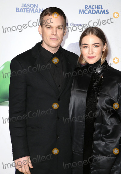 Michael C Hall Photo - 21 February 2018 - Hollywood California - Michael C Hall Morgan Macgregor Game Night Los Angeles Premiere held at TCL Chinese Theatre Photo Credit F SadouAdMedia