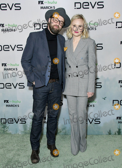 ALLISON PILL Photo - 02 March 2020 - Hollywood California - Joshua Leonard Allison Pill FXs Devs Los Angeles Premiere held at Arclight Hollywood  Photo Credit Birdie ThompsonAdMedia