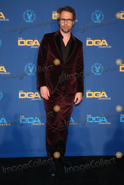 Sam Rockwell Photo - 25 January 2020 - Los Angeles California - Sam Rockwell 72nd Annual Directors Guild Of America Awards (DGA Awards 2020) held at the The Ritz Carlton Photo Credit F SadouAdMedia