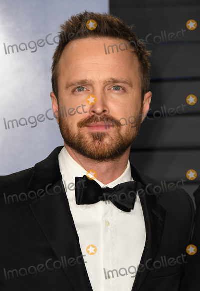 Aaron Paul Photo - 04 March 2018 - Los Angeles California - Aaron Paul 2018 Vanity Fair Oscar Party hosted following the 90th Academy Awards held at the Wallis Annenberg Center for the Performing Arts Photo Credit Birdie ThompsonAdMedia