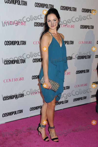 Hannah James Photo - 12 October 2015 - Hollywood California - Hannah James Cosmopolitan 50th Birthday Celebration held at Ysabel Photo Credit Byron PurvisAdMedia