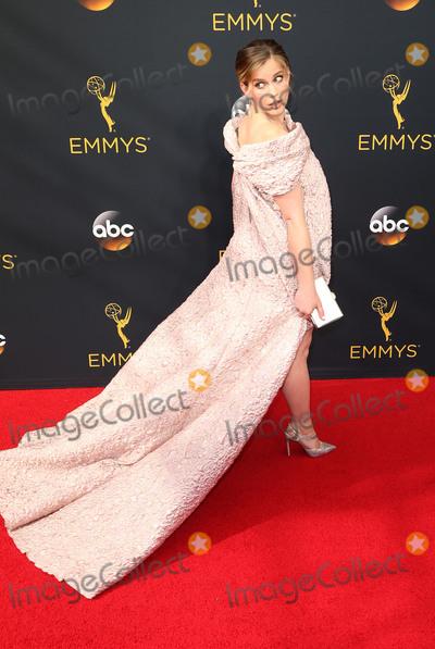 Anna Chlumsky Photo - 18 September 2016 - Los Angeles California - Anna Chlumsky 68th Annual Primetime Emmy Awards held at Microsoft Theater Photo Credit AdMedia
