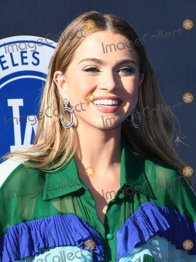 Anne Winters Photo - 11 June 2018 - Los Angeles California - Anne Winters 4th Annual Los Angeles Dodgers Foundation Blue Diamond Gala held at Dodger Stadium Photo Credit Birdie ThompsonAdMedia