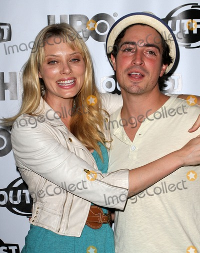 April Bowlby Photo - 17 July 2011 - West Hollywood California - April Bowlby Ben Feldman 2011 Outfest Film Festival Screening Of Drop Dead Diva  Held At The DGA Theatre Photo Credit Kevan BrooksAdMedia