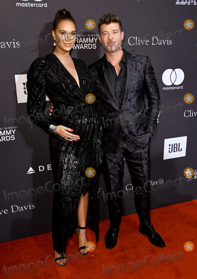 April Geary Photo - 09 February 2019 - Beverly Hills California - Robin Thicke April Geary The Recording Academy And Clive Davis 2019 Pre-GRAMMY Gala held at the Beverly Hilton Hotel Photo Credit Birdie ThompsonAdMedia