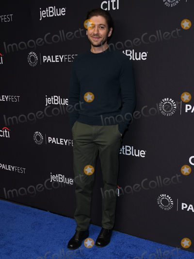 Michael Zegen Photo - 15 March 2019 - Hollywood California - Michael Zegen 2019 Paley Fest The Paley Center for Media Marvelous Mrs Maisel held at Dolby Theater Photo Credit Birdie ThompsonAdMedia