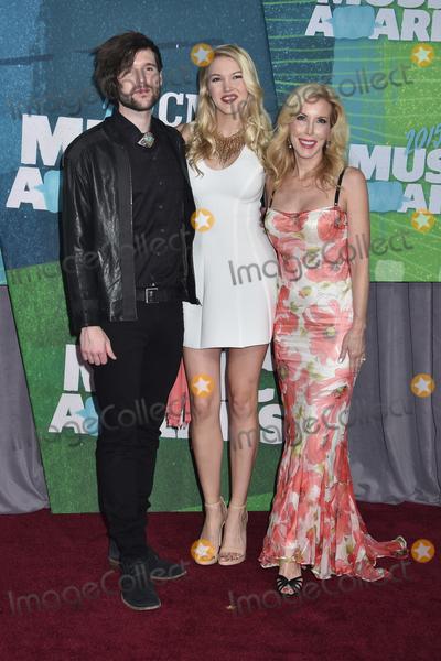 Ashley Campbell Photo - 10 June 2015 - Nashville Tennessee - Ashley Campbell Kimberly Campbell 2015 CMT Music Awards held at Bridgestone Arena Photo Credit Laura FarrAdMedia